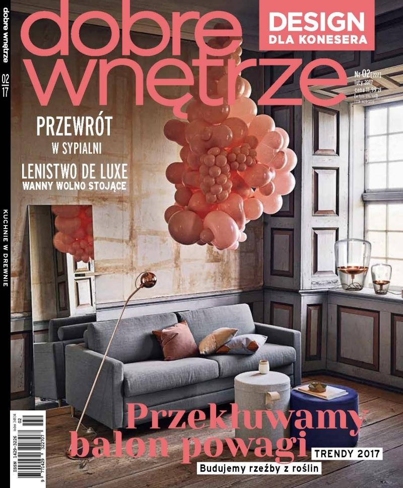 Dobre Wnetrze 02.2017 / cover