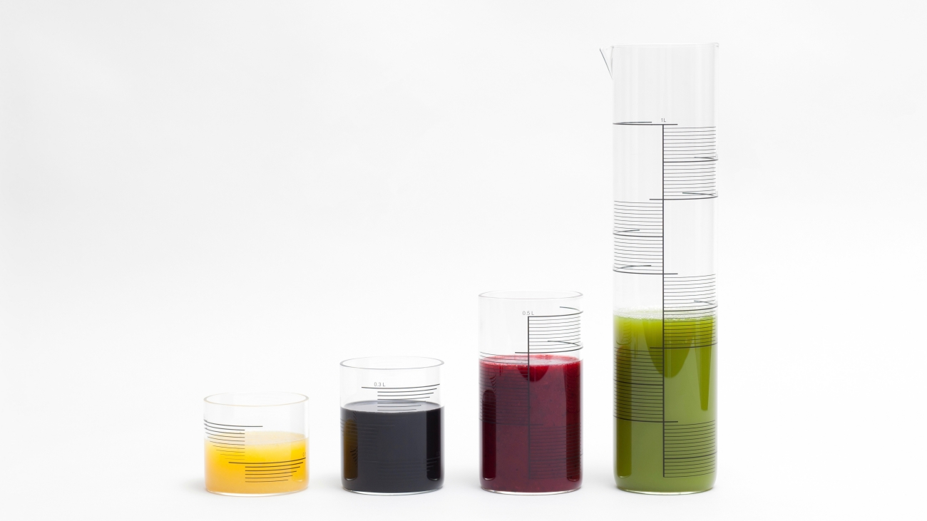 Spacer 1 / 0,2L Glass