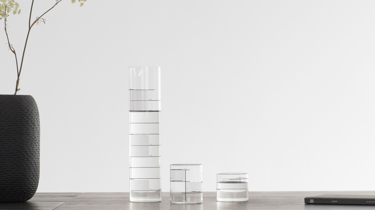 Spacer 2 / 0,2L Glass