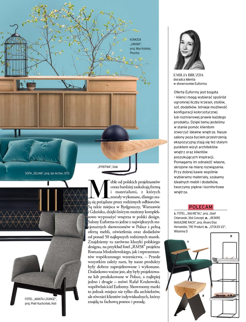 Dobre Wnetrze Showroom 03.2018 / page 2