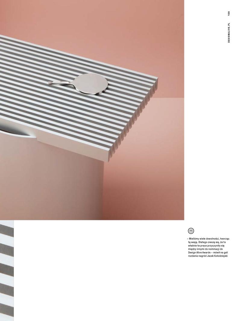 Design Alive spring 2018 / page 1