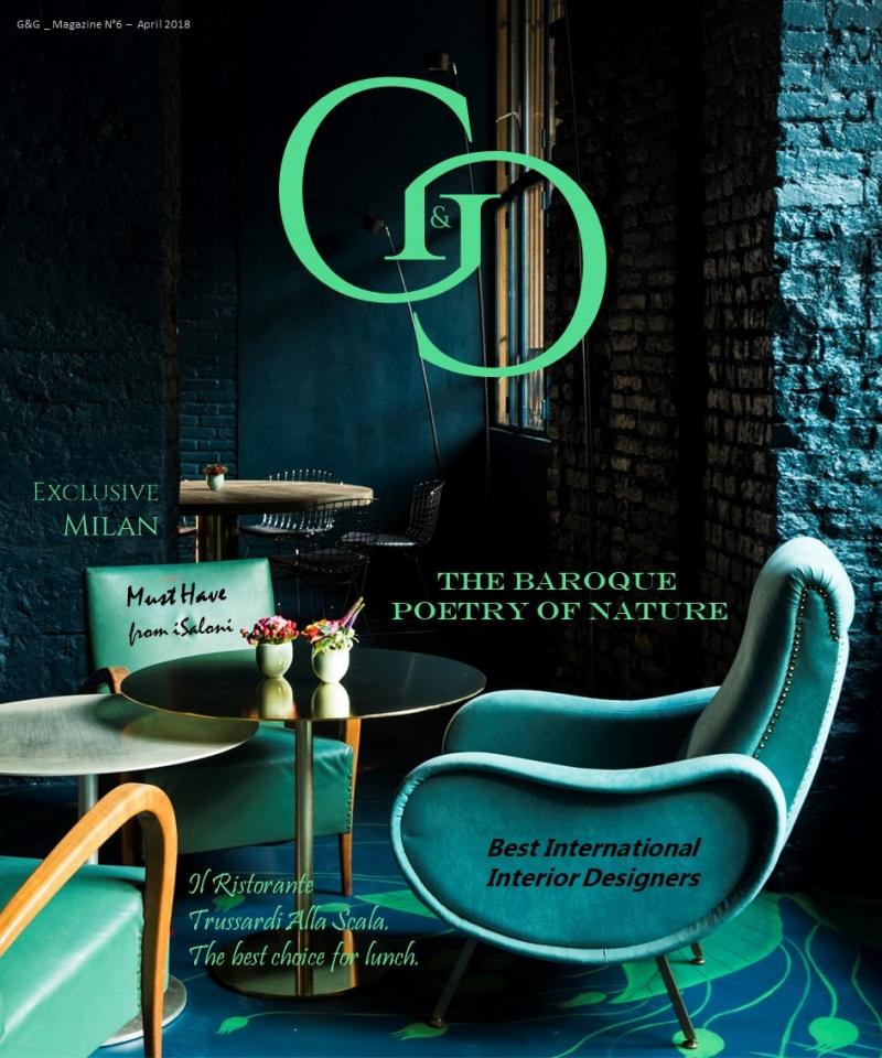 G&G Magazine 04.2018 / cover