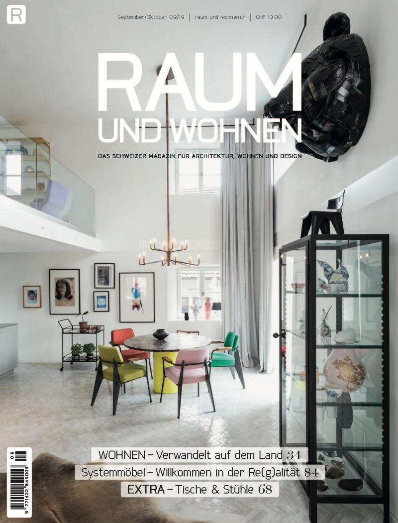 Raum Und Wohnen 09.2019 / 1