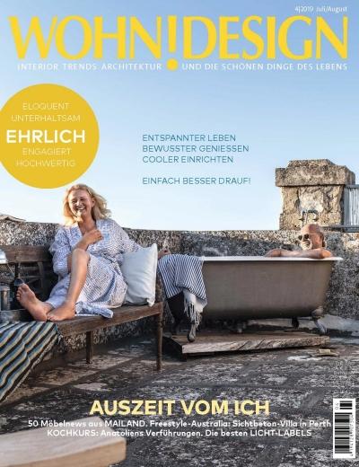 Wohn!Design 07-08.2019