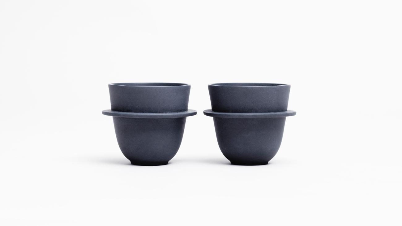 Spacer 1 / Bowler Mug