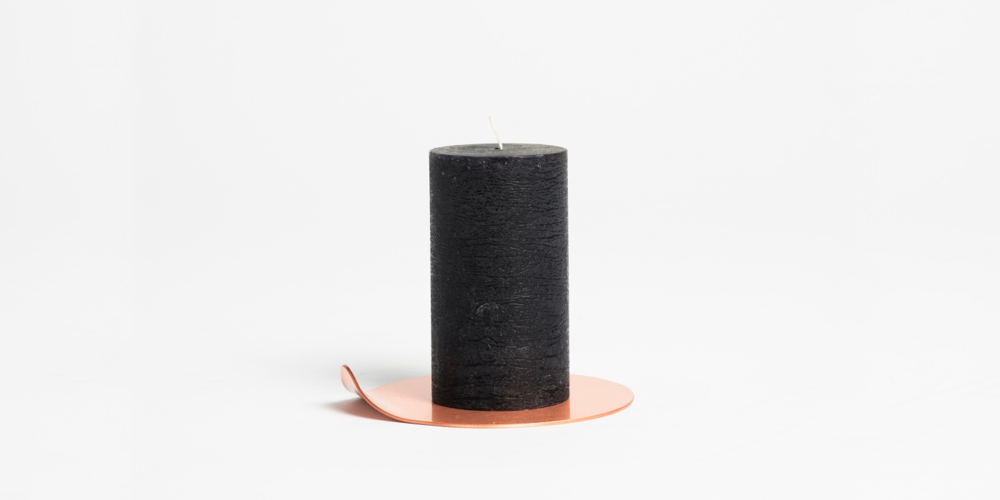 Spacer 1 / Chamberstick Candle Holder