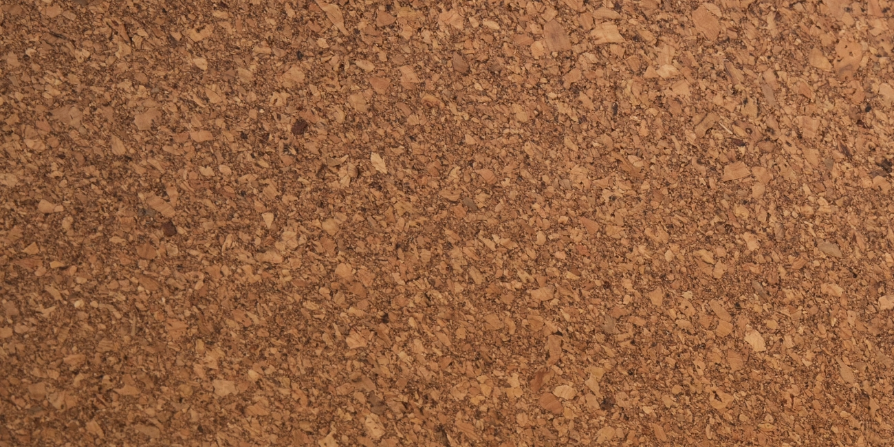 material / natural cork