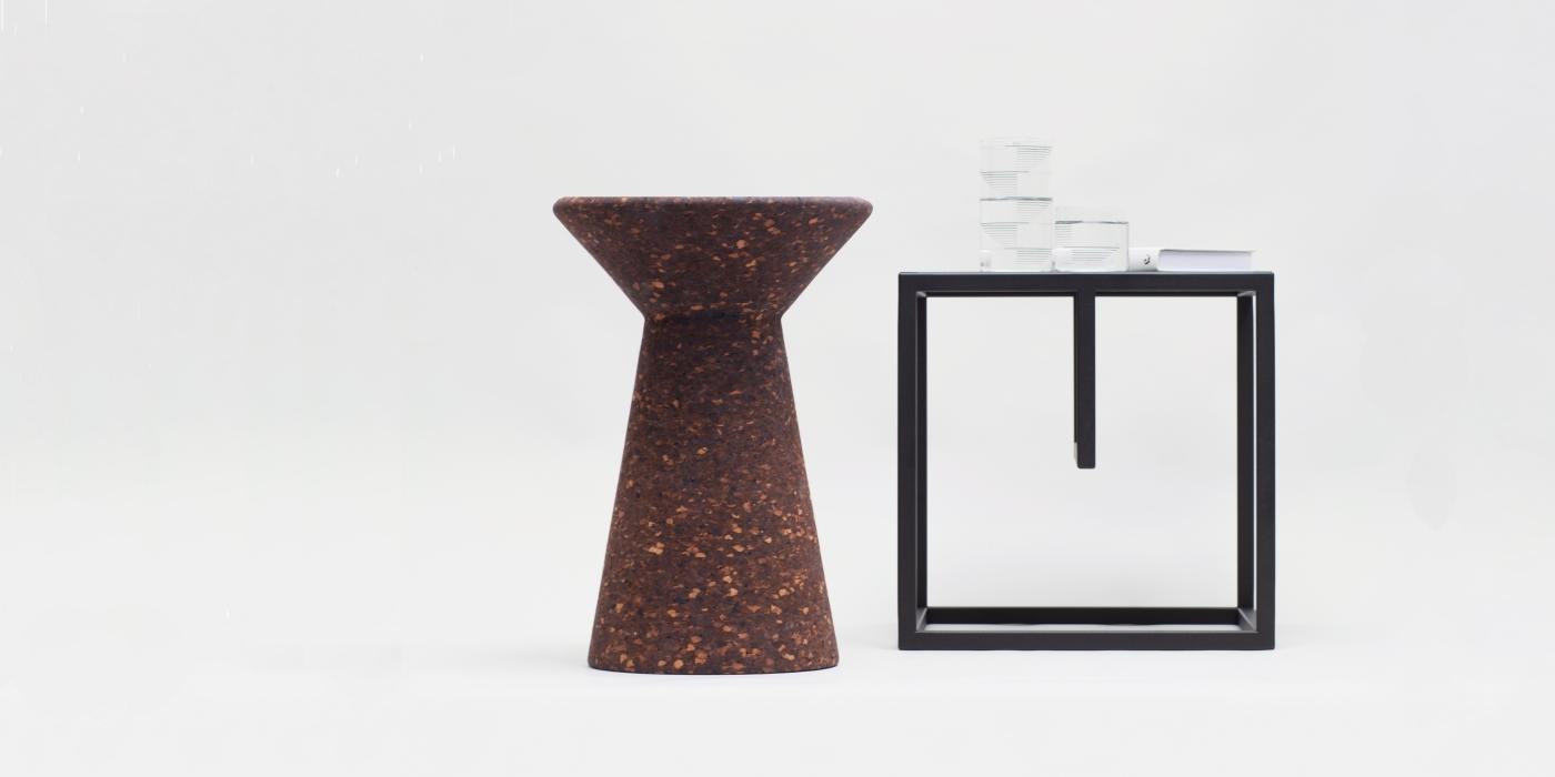 Spacer 1 / Cork Stool