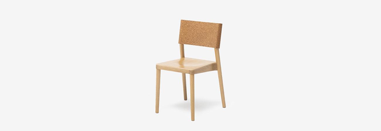 Hero / Corkback Chair