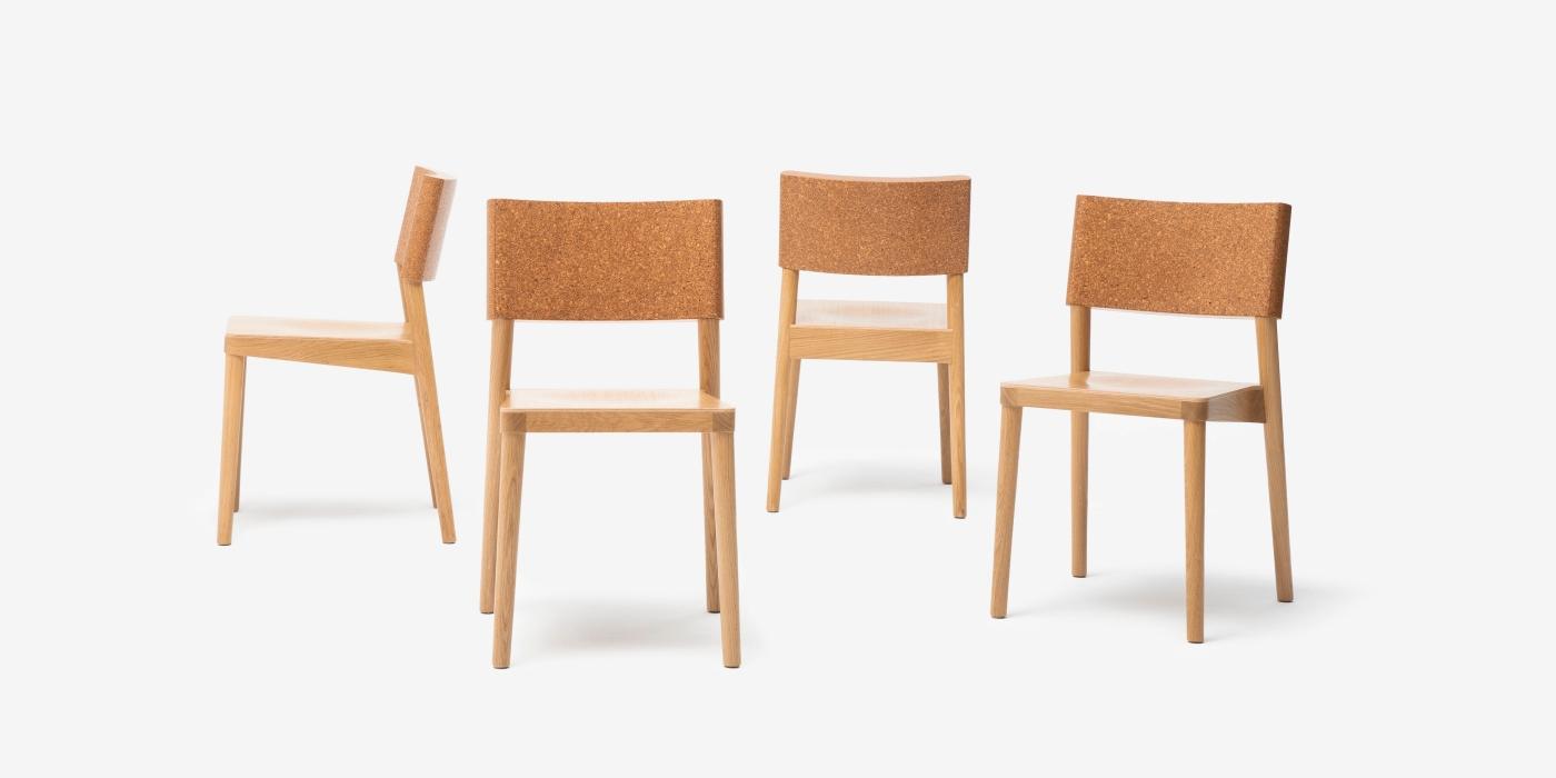 Spacer 1 / Corkback Chair