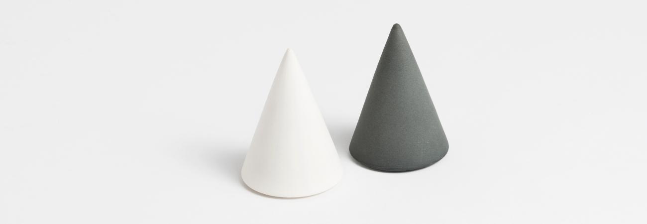 Hero / Salt & Pepper Cone