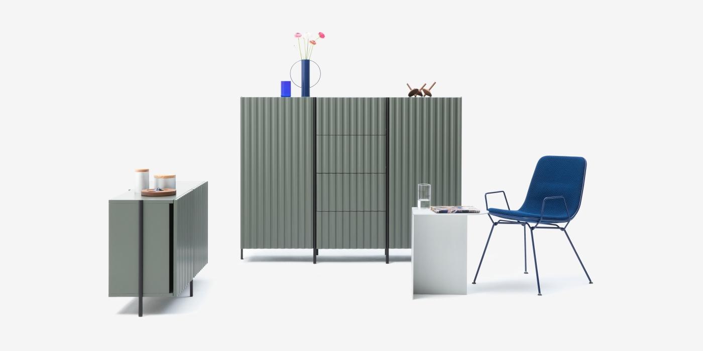 Inspiration / Ionic Sideboard