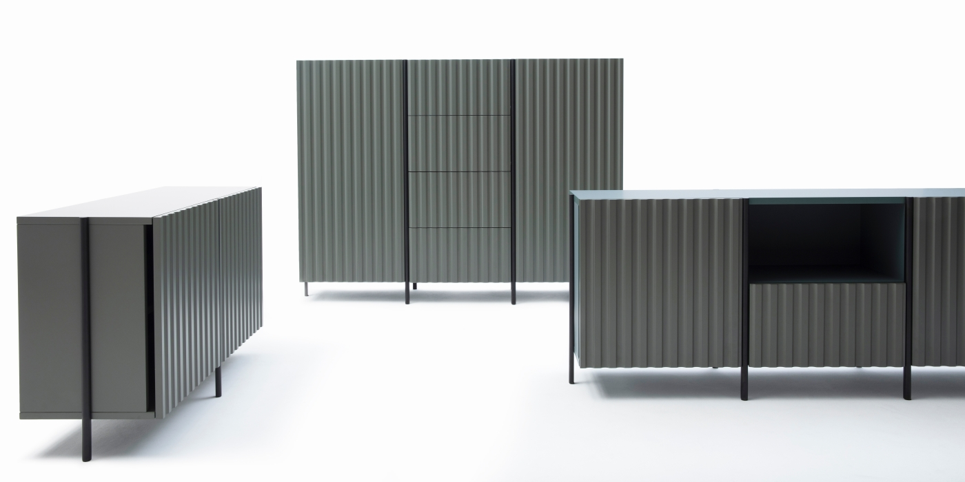 Spacer 2 / Ionic Sideboard