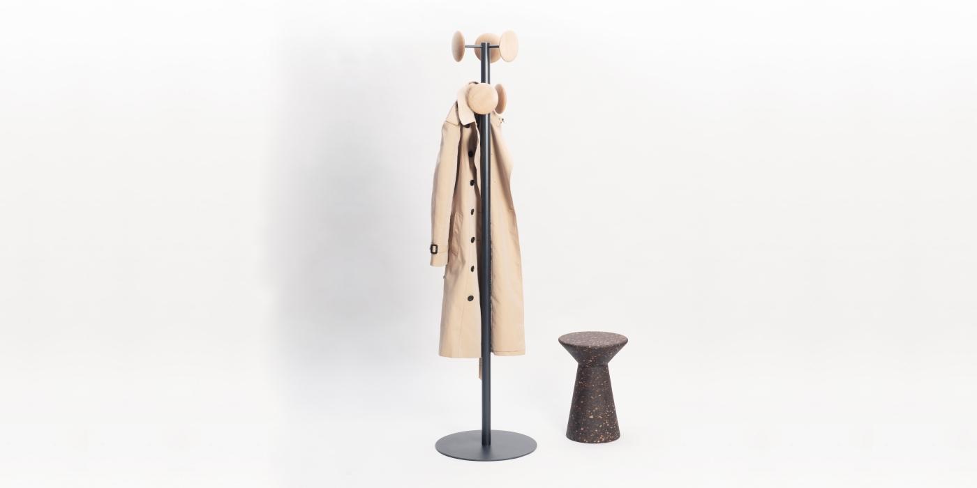 Spacer 1 / Lentil Coat Stand