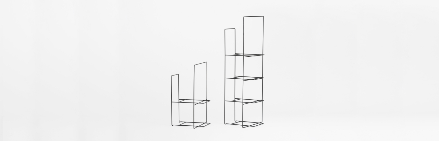 Hero / Rewire Magazine Rack