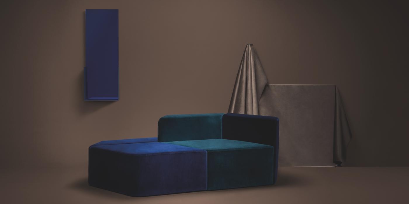 Spacer 2 / Rye Sofa