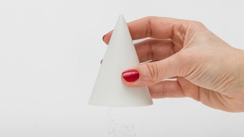 spacer_1 / Salt & Pepper Cone