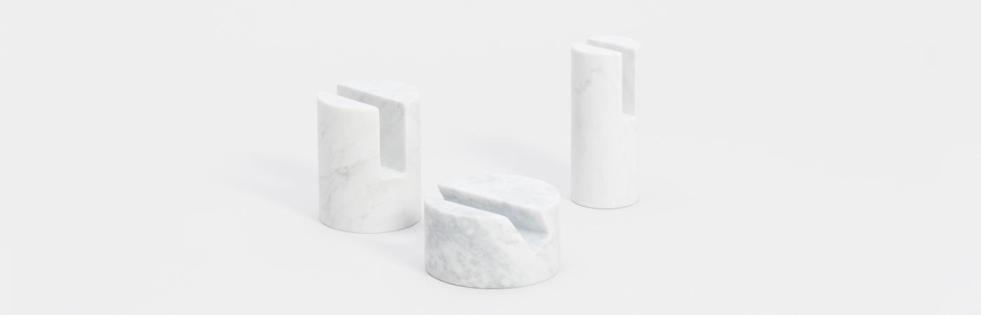 Hero / Stone Temple Holders