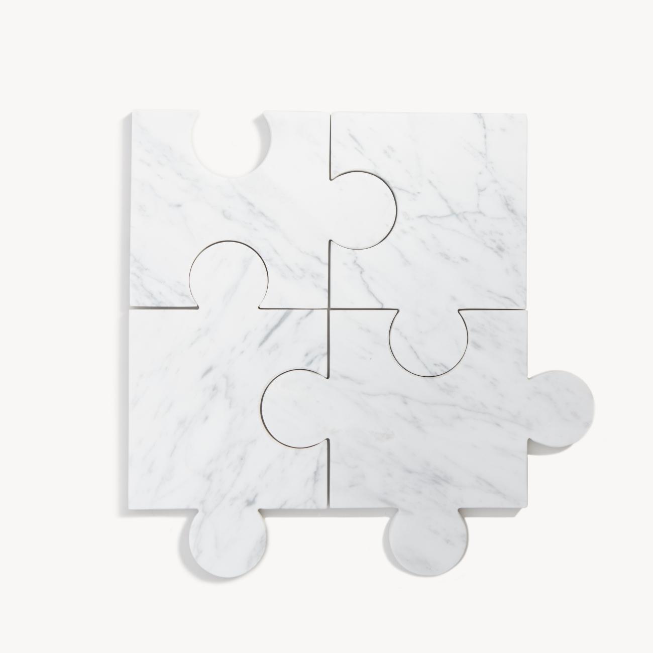 Detail 2 / Stonecut Puzzle Coasters