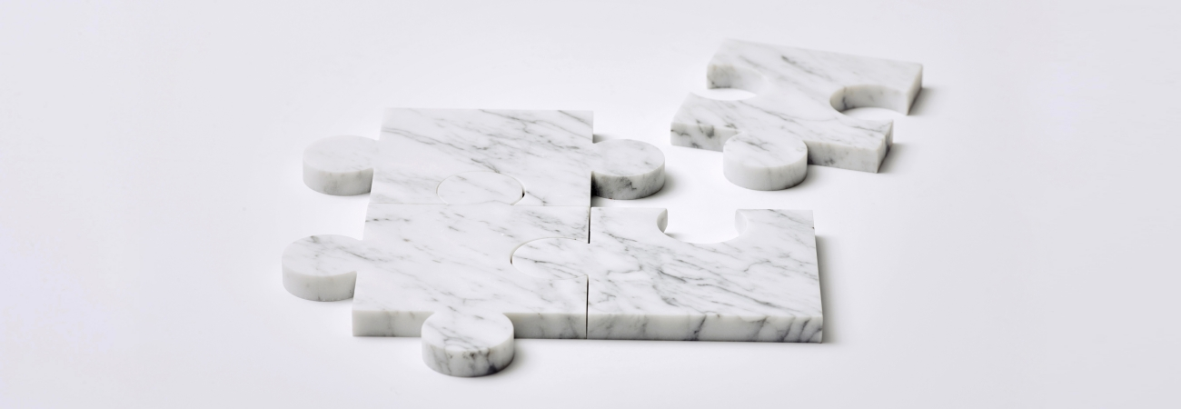 Hero / Stonecut Puzzle Coasters