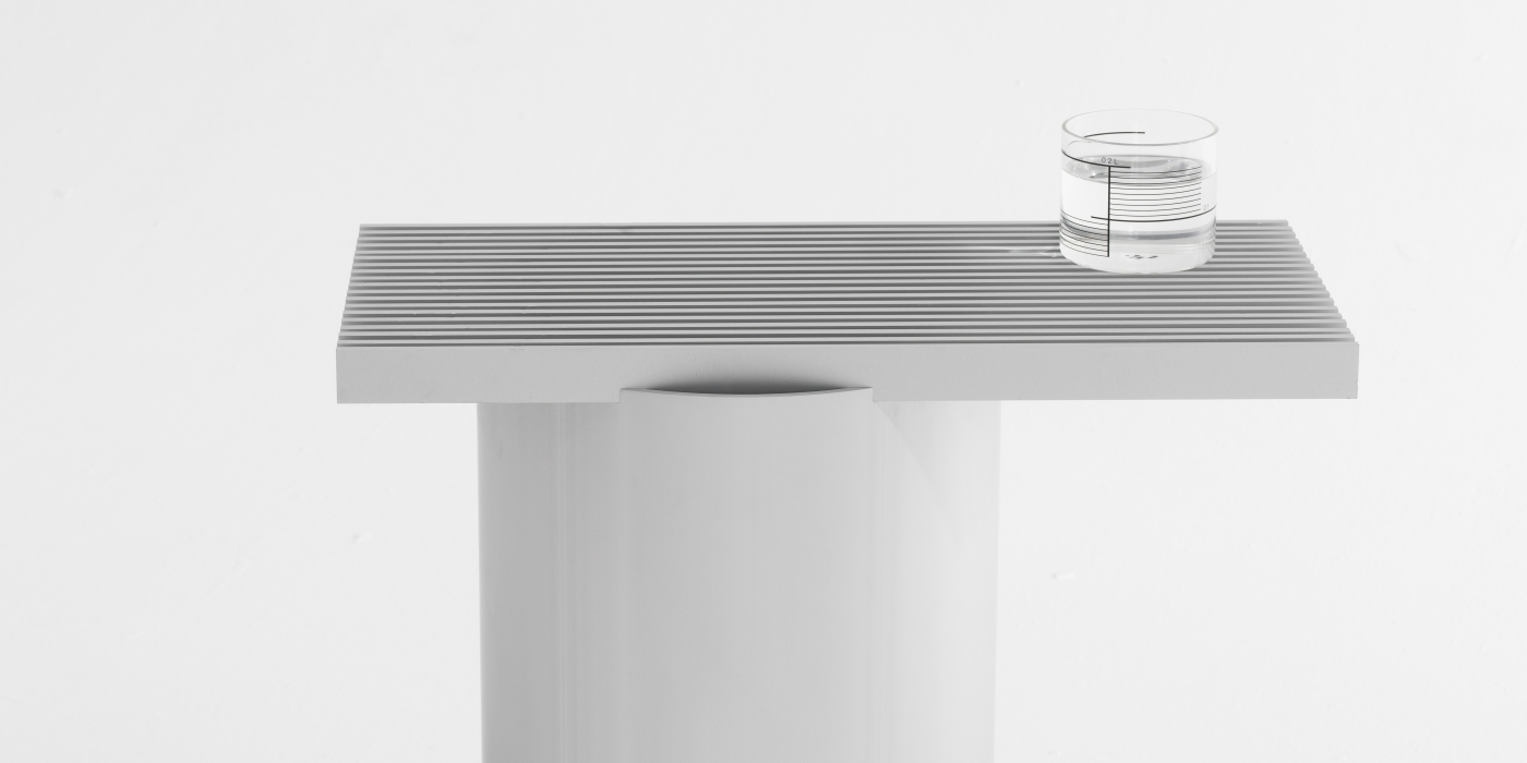 Spacer 1 / Vent Table