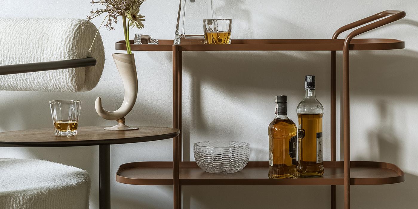 Wicker Glass Bowl / inspiration