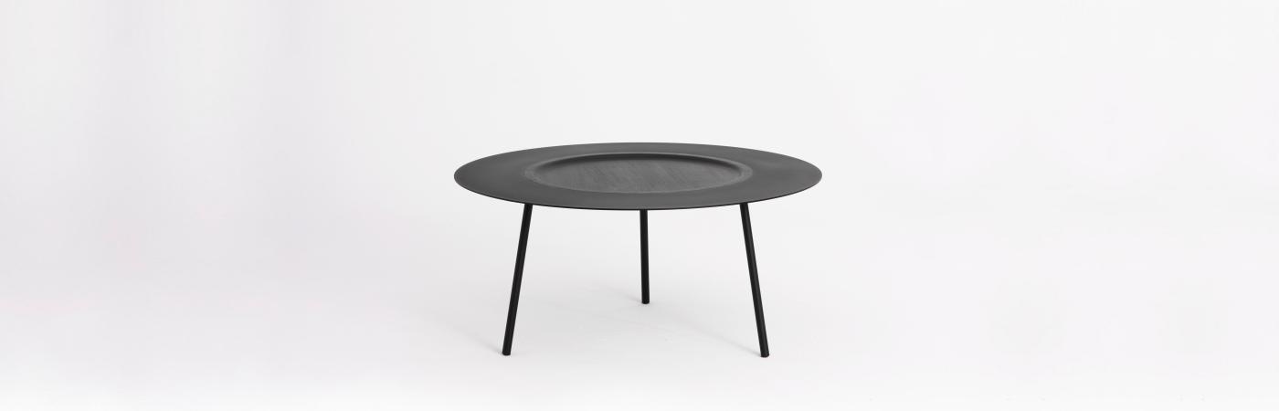 Hero / Woodplate Coffee Table Big