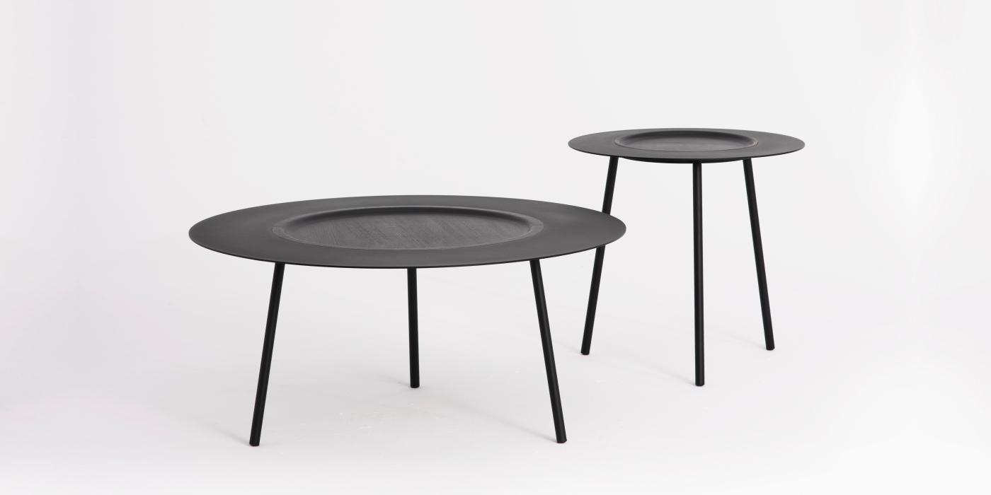 Spacer 1 / Woodplate Coffee Table
