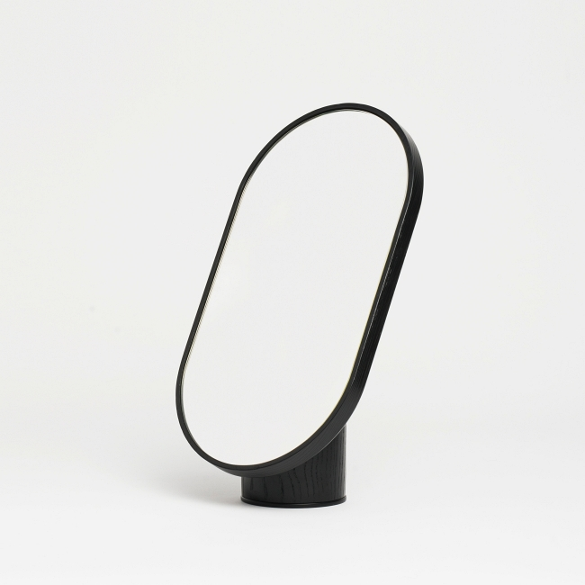 List Image / Woodturn Mirror