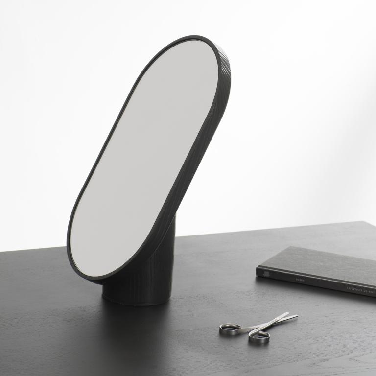 Main 1 / Woodturn Mirror